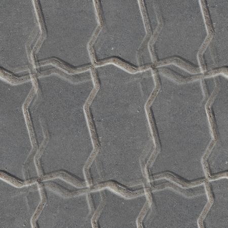 pavement: Pavement road stone seamless background texture Stock Photo