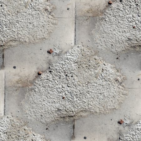 Pavement road stone seamless texture old stone background photo