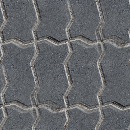 Pavement stone road seamless background texture photo