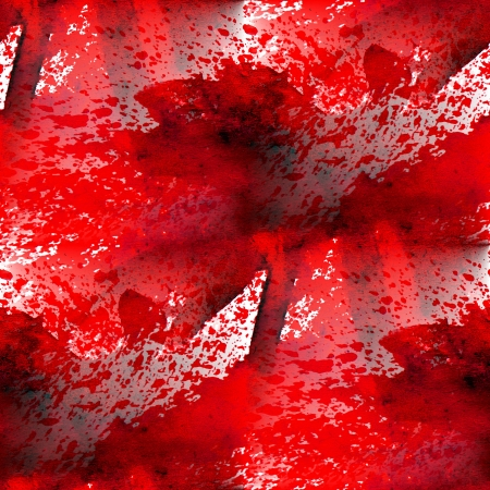 red macro texture watercolor handmade seamless background photo