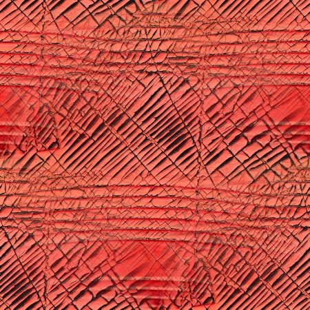 rubber seamless red cut old crack background texture photo