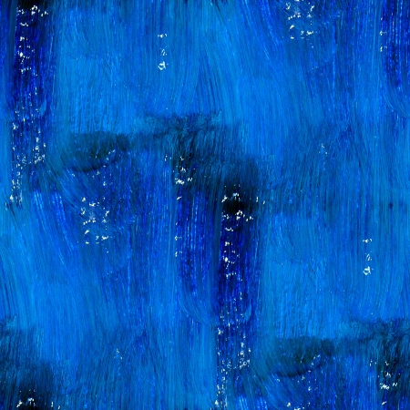 seamless blue gouache on watercolors background Stock Photo - 16868085