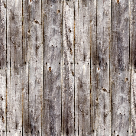 old seamless gray fence boards wood texture photo