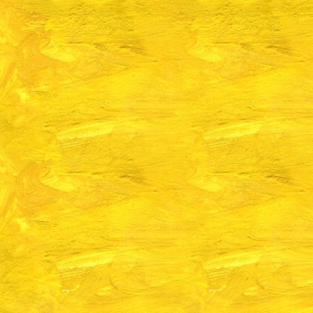 seamless texture of gouache abstract yellow stains photo