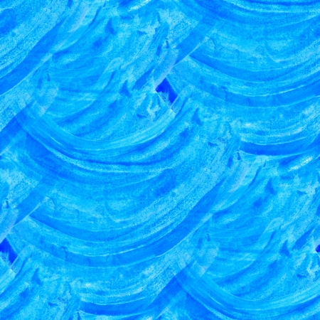 watercolor art blue seamless abstract texture hand painted background photo