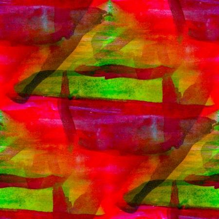 tone seamless watercolor red green wallpaper brush strokes photo