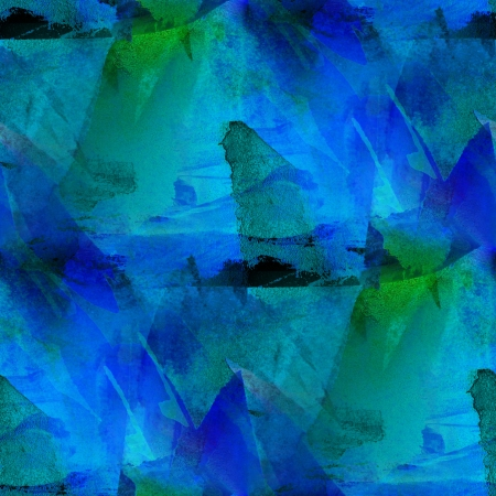 art watercolor blue background, seamless paint background , texture abstract background , pattern background photo