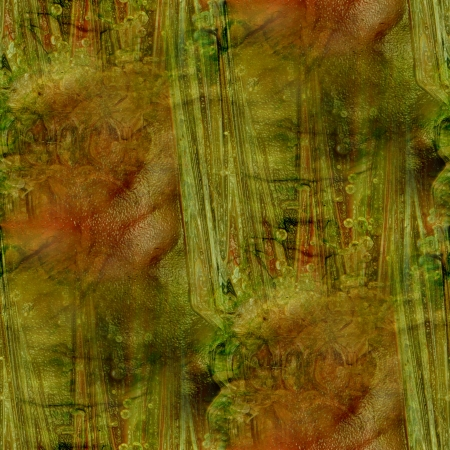 background green watercolor art seamless texture abstract brush photo