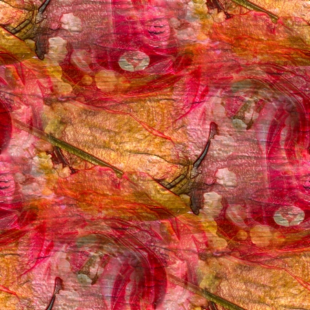 background red yellow watercolor art seamless texture abstract brush Stock Photo - 17332615