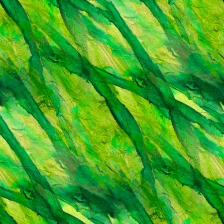 abstract green watercolor art seamless texture hand painted background photo