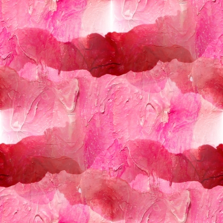 abstract watercolor and art pink seamless texture hand, painted background photo