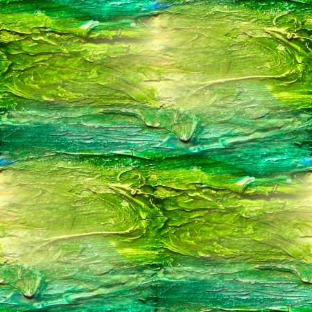 abstract watercolor, and art green seamless texture hand painted background photo