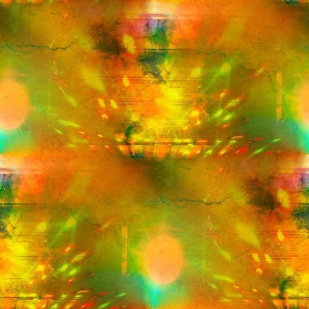wallpape: seamless abstract art yellow, green texture, watercolor wallpape