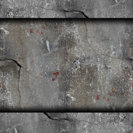 background old concrete wall with cracks texture wallpaper photo