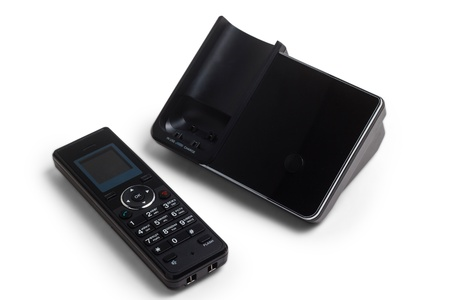 radio technology telephone phone call wireless receiver business photo