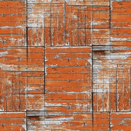 seamless fence texture wooden brown old background your message photo