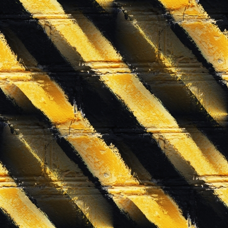 seamless yellow black stripe texture background grunge fabric ab photo