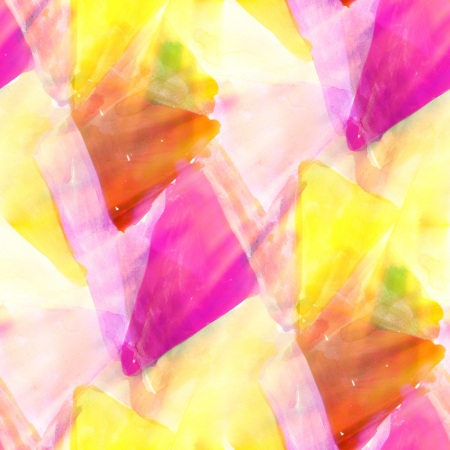 sunlight uniqueness splatter background mosaic paint picture watercolor seamless background Stock Photo