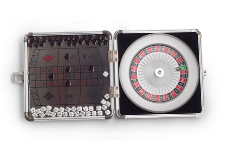 American a Roulette table game sealed board game photo