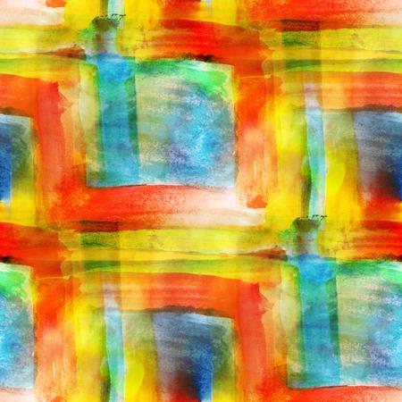 yellow  art: arte azul, rojo, amarillo de fondo de arte de vanguardia mano de pintura perfecta imagen de fondo de acuarela abstracta