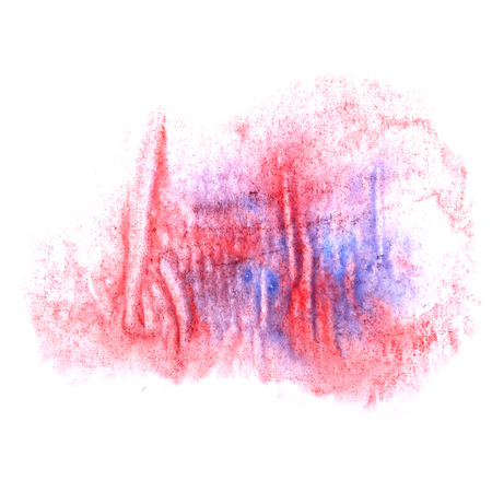 ink stain: paint splash ink stain watercolour red, blue blob spot brush watercolor abstract background texture