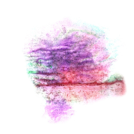 ink stain: paint violet,red, green splash ink stain watercolour blob spot brush watercolor abstract background texture