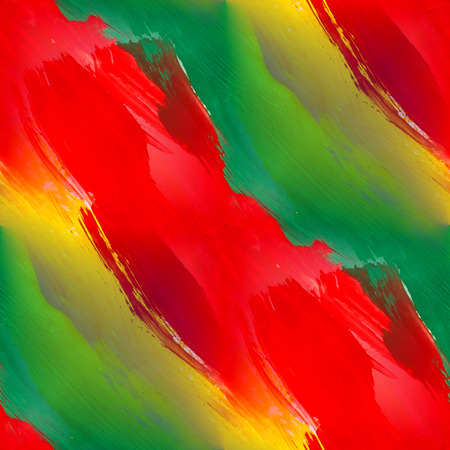 gouache: band gouache seamless background green red texture