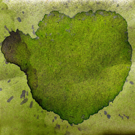 spl: watercolor abstract green background paint color blob design spl