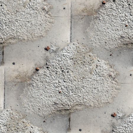 pavement: Pavement road seamless texture old stone background