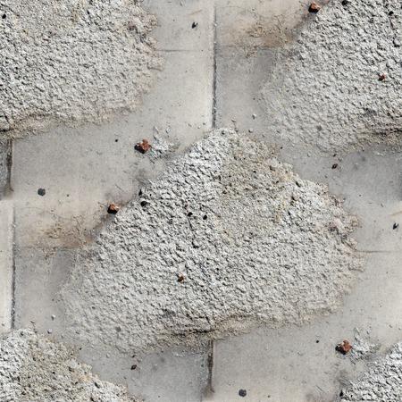cobblestone street: Pavement road seamless texture old stone background