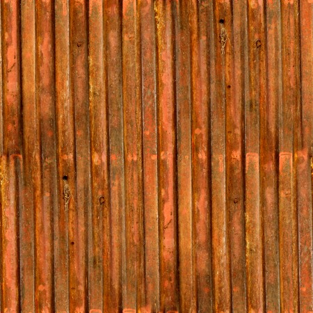 seamless band texture iron rust brown background photo