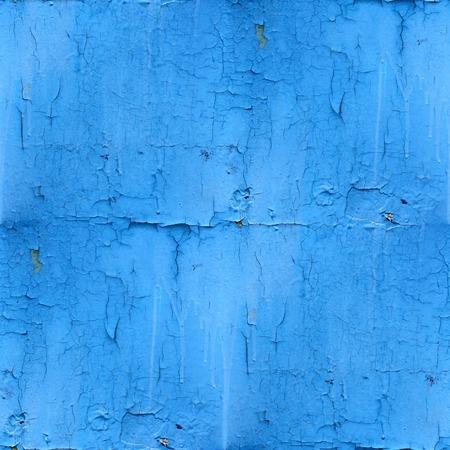oxidate: seamless texture of rusty blue colored rough wallpaper