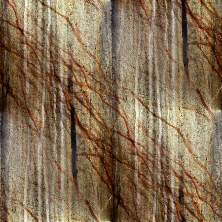 abstract brown background aged damaged  border photo