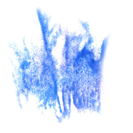 insult: Abstract blue watercolor background for your   design insult