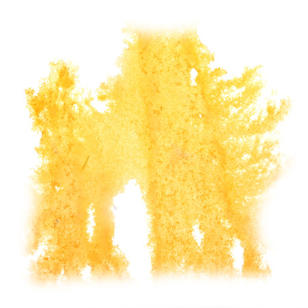 insult: Abstract watercolor yellow background for your   design  insult