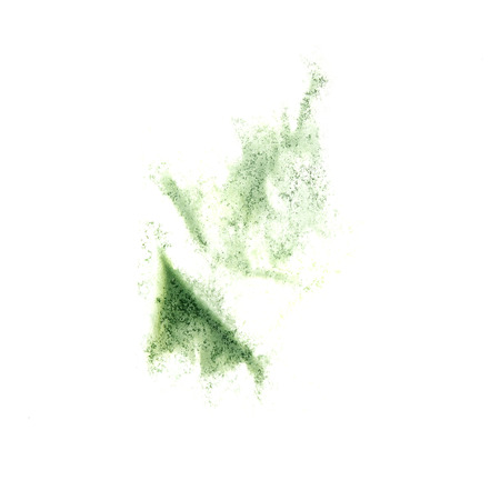 insult: Abstract green watercolor background for  your design insult art