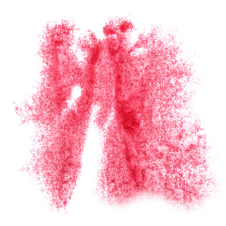 insult: Abstract pink watercolor  background for your  design  insult art Stock Photo