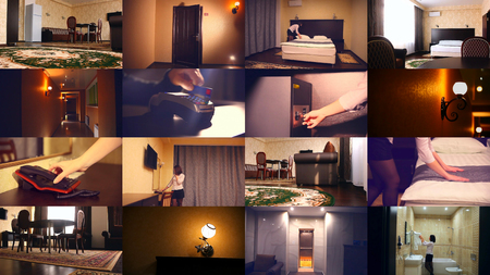 safe payment: collection  of photos hotel hotel service payment card safe bedroom interior