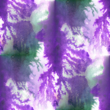 green and purple: seamless  purple green watercolor background  abstract texture art blue pattern, water paper wallpaper design