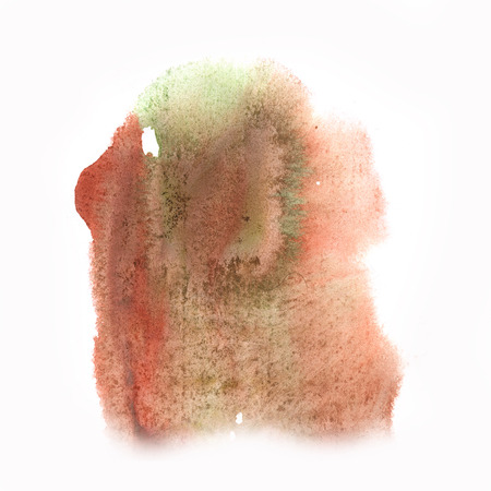 dabs: macro  spot blotch texture isolated on brown a white background
