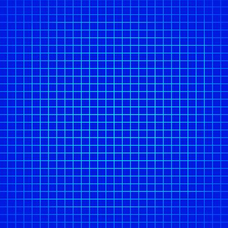 squared: Neon squared background. Geometric ornament.