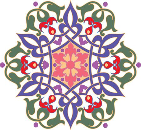 interlace: Ornamento orientale