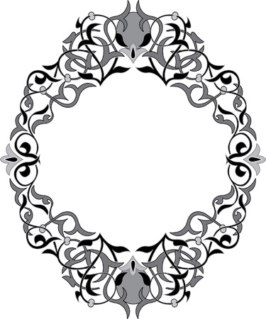 Ornamental decorative Vector