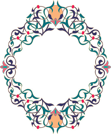 Ornamental decorative Illustration