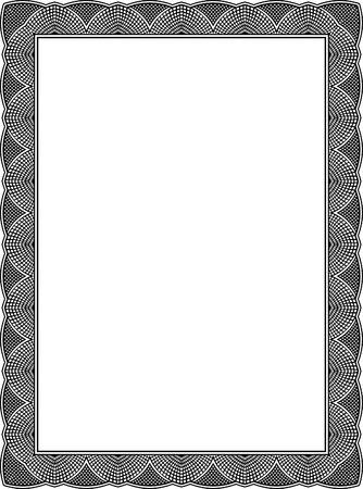 em tons de cinza: Azulejo malha vector quadro, em tons de cinza