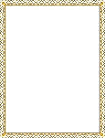 Eenvoudige stijl dun frame, Gekleurd