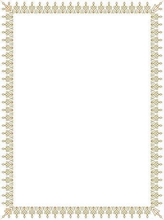 ozdobně: Jednoduchý styl tenký rám, barevné
