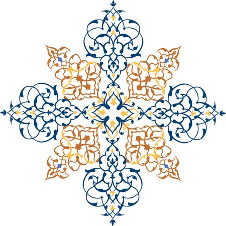 Oriental ornament vector design Stock Vector - 24003722