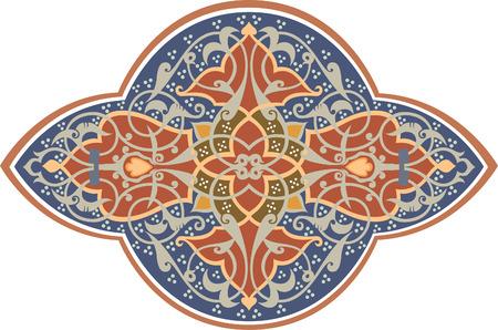 dise�os: Modelo incons�til ornamental en estilo oriental