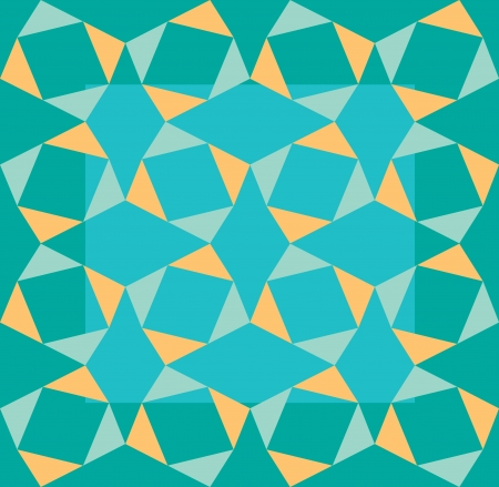 Seamless pattern stock vector, used for tiling background Stock Vector - 24146375